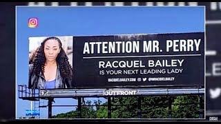 TALK ABOUT A BILLBOARD HIT! ACTRESS WHO PUT UP BILLBOARDS TO GET TYLER PERRY'S ATTENTION LANDS ROLE