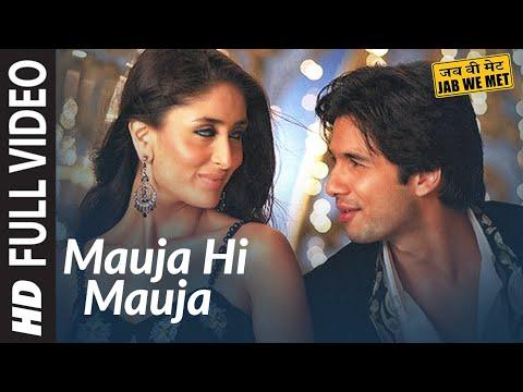 Mauja Hi Mauja Full Song HD | Jab We Met | Shahid kapoor, Kareena Kapoor - UCq-Fj5jknLsUf-MWSy4_brA