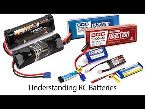 Understanding RC Batteries By Horizon Hobby - UCaZfBdoIjVScInRSvRdvWxA