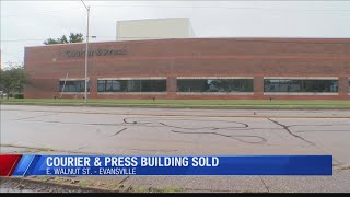 Courier & Press building sold