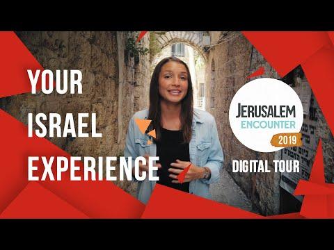 Your Israel Experience // Jerusalem Encounter Digital Tour