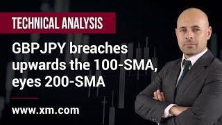 Technical Analysis: 23/08/2019 - GBPJPY breaches upwards the 100-SMA, eyes 200-SMA