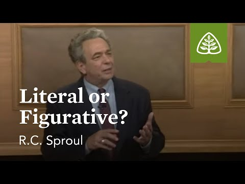 Literal or Figurative?: The Last Days According to Jesus with R.C. Sproul