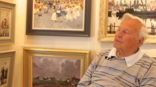 Clark Art - Sefton Samuels Interview