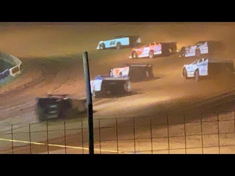 8/7/2021 604 Late Models Cherokee Speedway - dirt track racing video image
