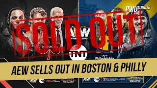 AEW Sells Out More Show, Debate On Size Of Building Being Ran