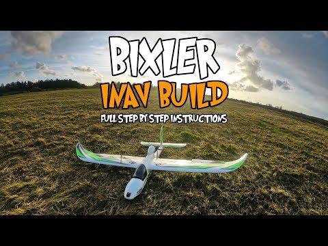 🛩️ Bixler 1.1 - Detailed step by step INAV build - UCN1gpm5NrbxMFFglrCnGsjg