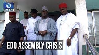 Senate Committee Visits Edo State, Insists On brokering Peace