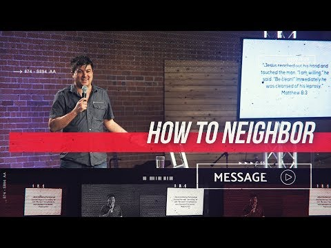 May 19th - Destiny PHX - How to Neighbor
