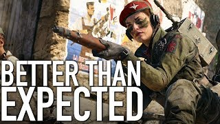 Battlefield 5 - Chapter 4 Potentially Better Than Expected