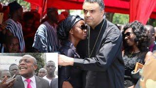 Antichrist Archbishop Dag Heward Mills must be Arrsted...Maurice Ampaw