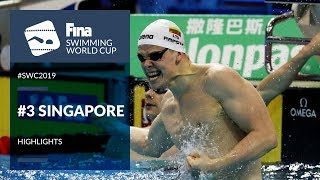 SWC Recap | Singapore #SWC19 | FINA Swimming World Cup 2019