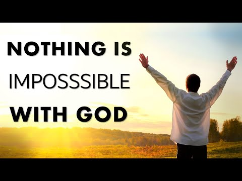 NOTHING IS IMPOSSIBLE WITH GOD - BIBLE PREACHING  PASTOR SEAN PINDER