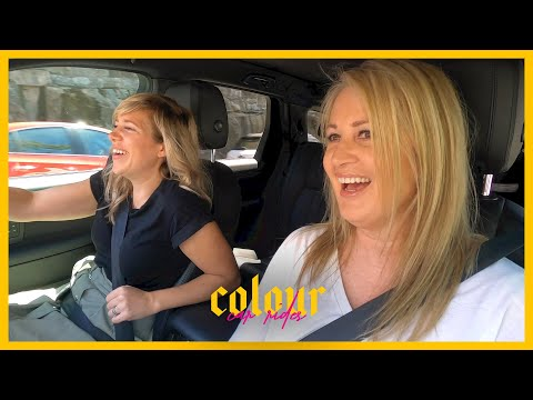 Donna Crouch  Colour Car Rides with Karalee  Colour Conference Online