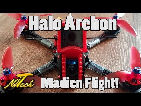 Blowing off the Dust - Halo Archon Maiden Flight! - UC_-BKZHFHcXKIQ_C5vPV4Ug