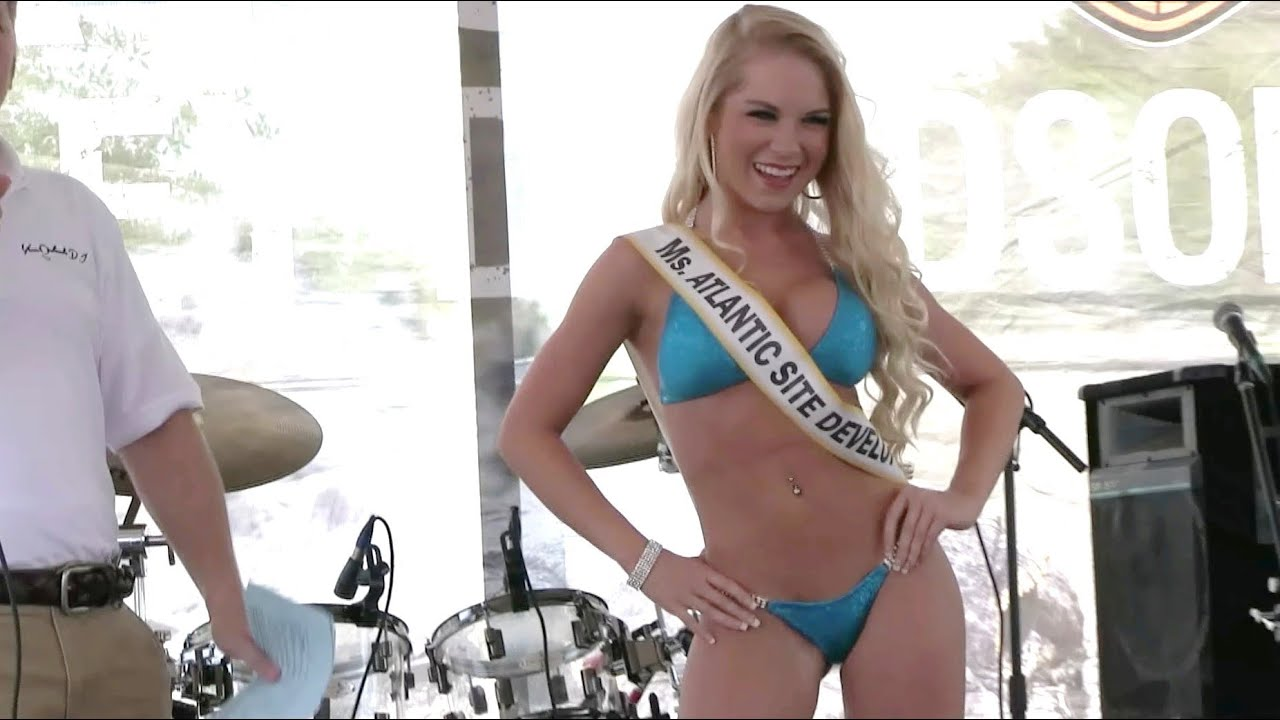 2014 Ms Gator Harley Swimsuit Competition – Leesburg Bikefest