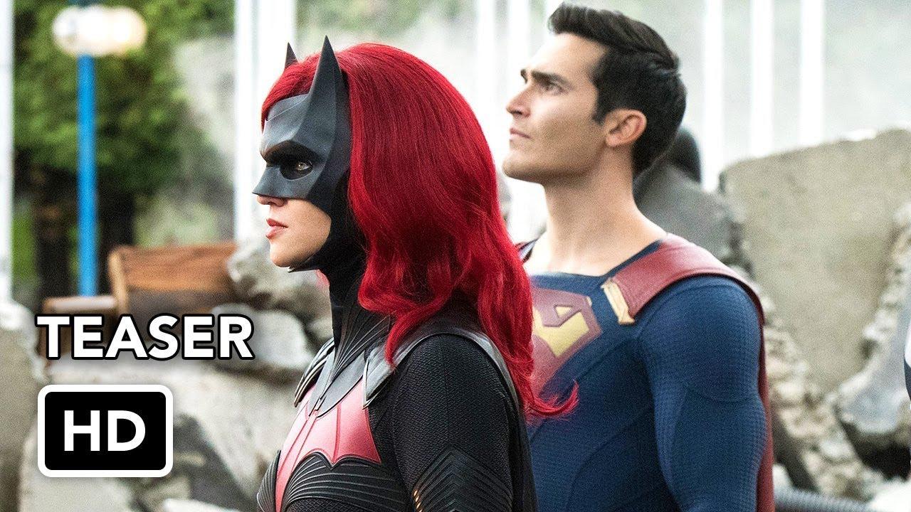 DCTV Crisis on Infinite Earths Crossover Teaser (HD) Thumbnail