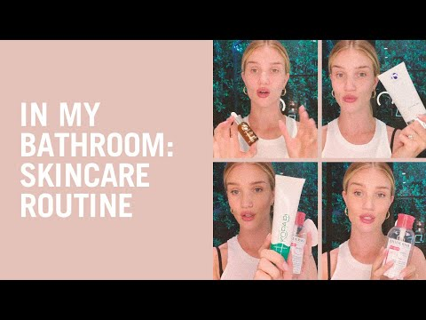 Rosie Huntington-Whiteley shares her skin care routine - UCfPA-QqM-tOjsnAUqM3ieCg