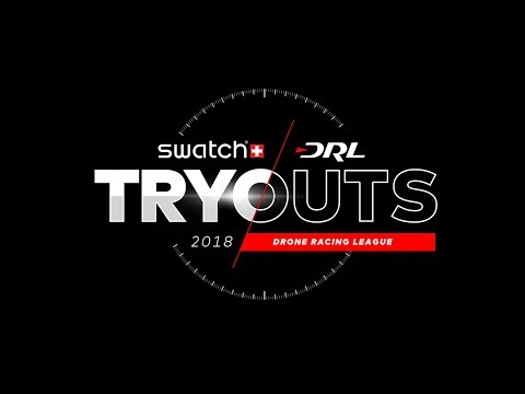 2018 Swatch DRL Tryouts. WATCH LIVE | Drone Racing League - UCTXOorupCLqqQifs2jbz7rQ