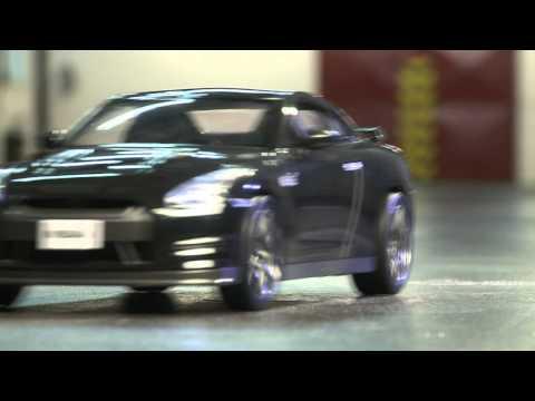 1/12 Nissan GT-R R35