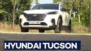 A Prueba: Hyundai Tucson 1.6 CRDI 48V N Line