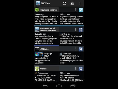 Social Network OverView Lite 3 4 1 Download APK for Android