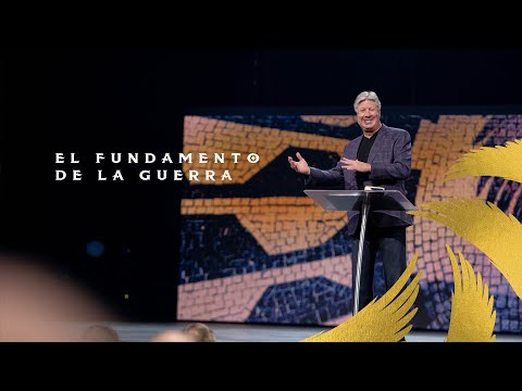 Gateway Church en vivo  El Fundamento de la Guerra Pastor Robert Morris  Feb 27-28