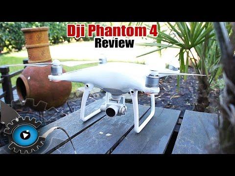 DJI Phantom 4 Drohne/Quadcopter Review - Test [Deutsch/German]
