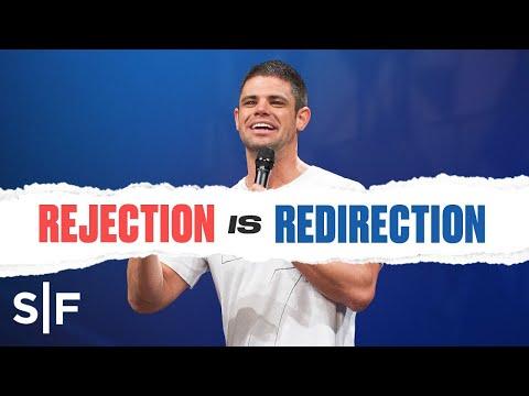 Rejection Is Redirection  Steven Furtick