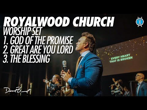 Royalwood Church Worship Set 5.10.20 // God of the Promise, Great Are You Lord, The Blessing