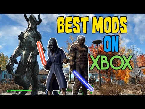 Best Fallout 4 Mods For Xbox One | Custom Sanctuary, Lightsabers & MORE! - UCj2Cagq6qzkryIvCLc-D_2Q