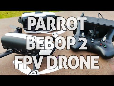 Parrot Bebop 2 FPV Bundle - REVIEW - UCgyvzxg11MtNDfgDQKqlPvQ