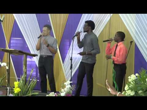 The Grace Workshop - Amazing Grace - Male Trio