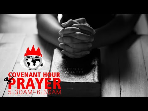 COVENANT HOUR OF PRAYER  23, NOV. 2020  FAITH TABERNACLE OTA
