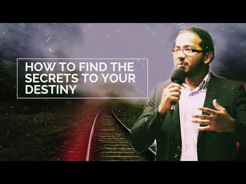 HOW TO FIND AND WALK IN YOUR DESTINTY, POWERFUL MESSAGE AND PRAYER WITH EVANGELIST GABRIEL FERNANDES
