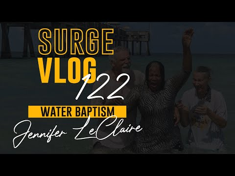 When Prophetic People Go to the Beach  SURGE VLOG 122