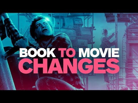 Ready Player One: The 5 Biggest Book vs. Movie Changes - UCKy1dAqELo0zrOtPkf0eTMw