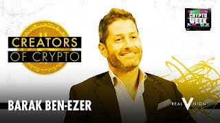 Barak Ben-Ezer: Building New Monetary Engines