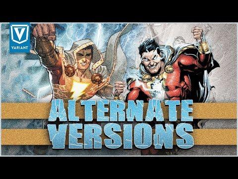 Alternate Versions Of Shazam! - UC4kjDjhexSVuC8JWk4ZanFw
