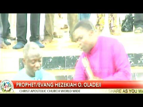 DAY 5 (MORNING SESSION) 2 - Apostle Joseph Ayo Babalola Power Explosion 2019.