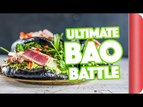 THE ULTIMATE BAO BUN BATTLE