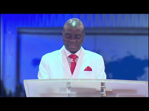 Bishop Oyedepo  Prophetic Blessings at Covenant Day Of Exemption