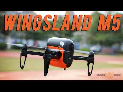 Wingsland M5 FPV Drone Full Review - UC2nJRZhwJ1XHmhiSUK3HqKA