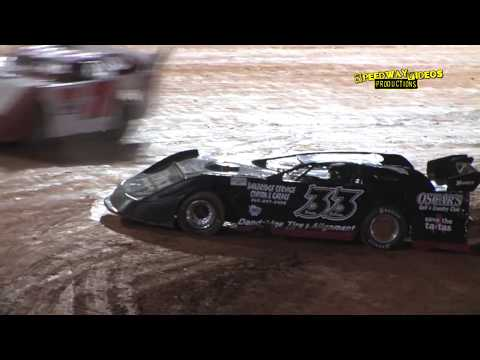 411 Motor Speedway   NeSmith Late Models   5 / 31 / 14 - dirt track racing video image
