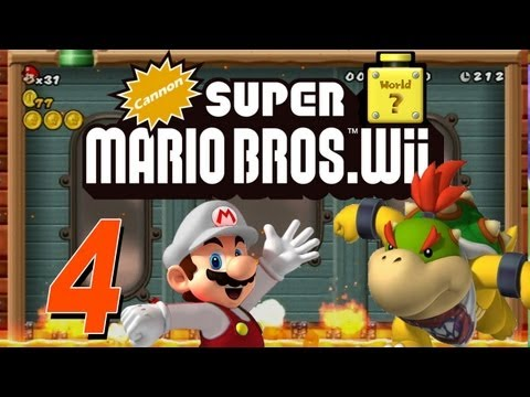 Cannon Super Mario Bros Wii Hack Guguservers