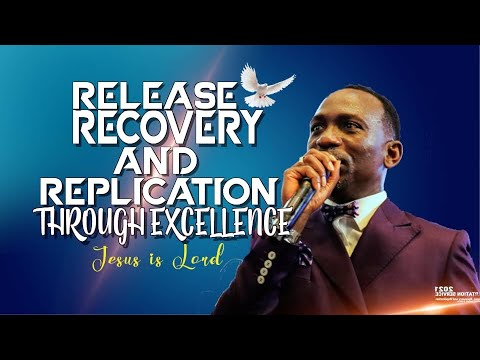 RELEASE, RECOVERY AND REPLICATION THROUGH EXCELLENCE