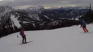 Ski Safari Day 5 - Kronplatz-Corvara
