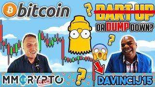 DavinciJ15 - Bitcoin DUMP to $10'300?! Ethereum will Die!? Goldman Sachs EXPOSED!!