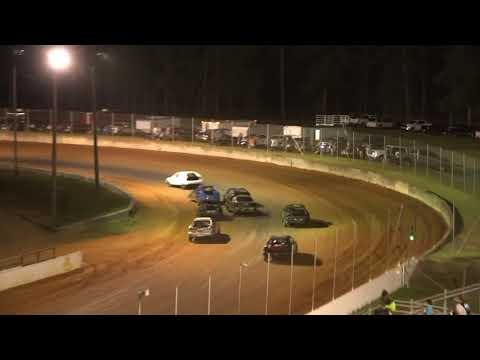 05/21/21 Super 4 Heat and Feature Races - Oglethorpe Speedway Park - dirt track racing video image