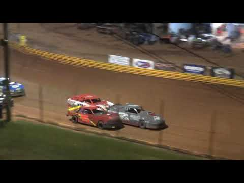 Stock 4 at Lavonia Speedway July 23rd 2021 - dirt track racing video image